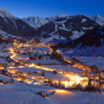Gstaad by night 2