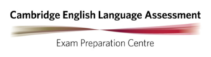 Cambridge English Language Assessment Logo Exam prep